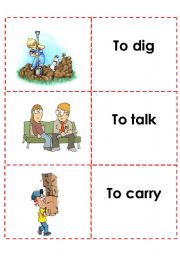 English Worksheets: memory cards (7)