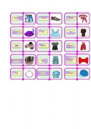 clothes domino  2/2