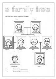 A family tree 2