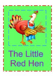 The Little Red Hen Play Script