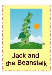 Jack and the Beanstalk Play Script