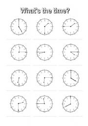 time worksheet new 641 time worksheet o 39 clock and half past