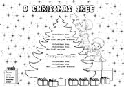 Fill in the gaps quot o christmas tree song quot