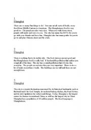 English Worksheets: Author�s Viewpoint