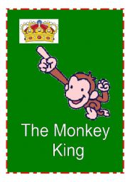 English Worksheet: The Monkey King Play Script