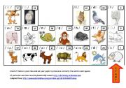 animals and phonetics - a game PAGE 2
