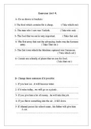 English Worksheets: ABC
