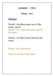 English Worksheets: sample questions