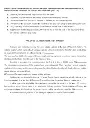 English Worksheet: May-Might-Could, Must-Can�t