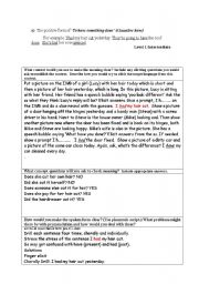 English Worksheet: Celta assignment on the �causative have�/how to teach the �causative have�