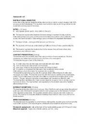 English Worksheets: note writing