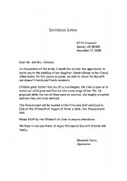 Letters to the Editor - Sample letter 1