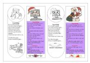 English Worksheets: Tag-questions: for fun and profit