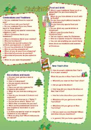 Speaking cards 3  Christmas