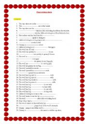 English Worksheets: Questions on Littel Red Ridding Hood