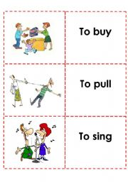 English Worksheets: memory cards (3)