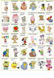 36 motivating stickers