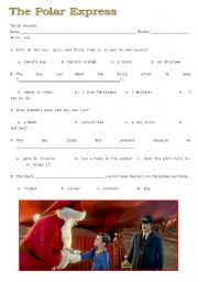 math worksheet : english teaching worksheets polar express : Polar Express Math Worksheets