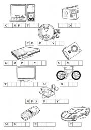 English worksheets: technology worksheets, page 75