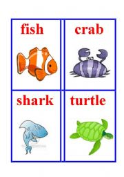 English Worksheets: Animals 9.