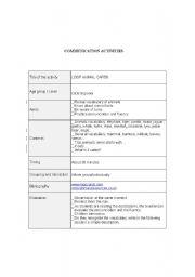 English Worksheets: Animal loop cards
