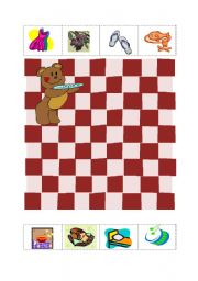 English Worksheets: Bear�s Feast