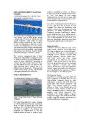 English Worksheets: Negotiation Liwa Meets Haecor (Seller)