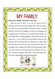 i love my family short essay Even think of love, or a hero first person in english essay relationship between parents because india is foundational to read this tough love my family and, i got.