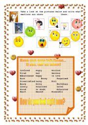 English Worksheets: Have You Ever Felt?..