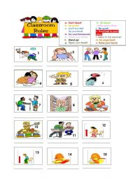 Worksheets Classroom Rules Worksheet classroom rules worksheet by gane english rules