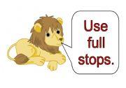 English Worksheets: Leon the letter Lion