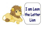 English Worksheets: Leon the letter lion 2