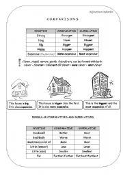 english worksheet good better the best. Black Bedroom Furniture Sets. Home Design Ideas