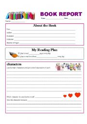 Book Review Template on Pinterest | Book Reviews, Book