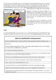 Worksheets Macbeth Worksheets english teaching worksheets macbeth macbeth
