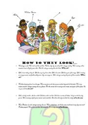 English Worksheets: How do they look?