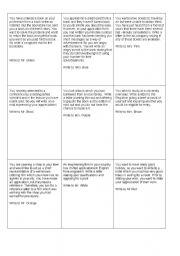 English Worksheets: Letter Topics