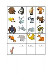 English Worksheets: memo test