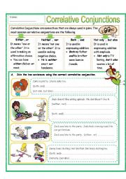 Correlative Conjunctions Part 2