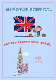 English Worksheets: Are you ready? Let�s start!