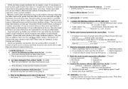 English Worksheets: Women and Illiteracy