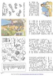 It is a graphic of Clever Stone Soup Story Printable