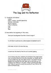 English Worksheets: Aesop