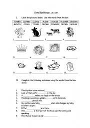 OU Worksheet