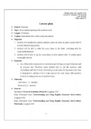 English Worksheet: Noun clauses beginning with questions word