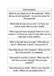 good conversation questions for a girl