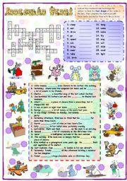 English Worksheet: Past simple - Irregular verbs (2 of 2)