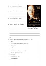 English Worksheets: Film: