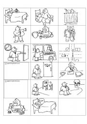 English Worksheets: ing actions