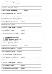 English Worksheets: Question Practice